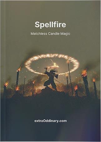 Spellfire Candle Magic Book